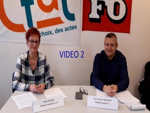 VIDEO 2 - REORG RESEAU 2021