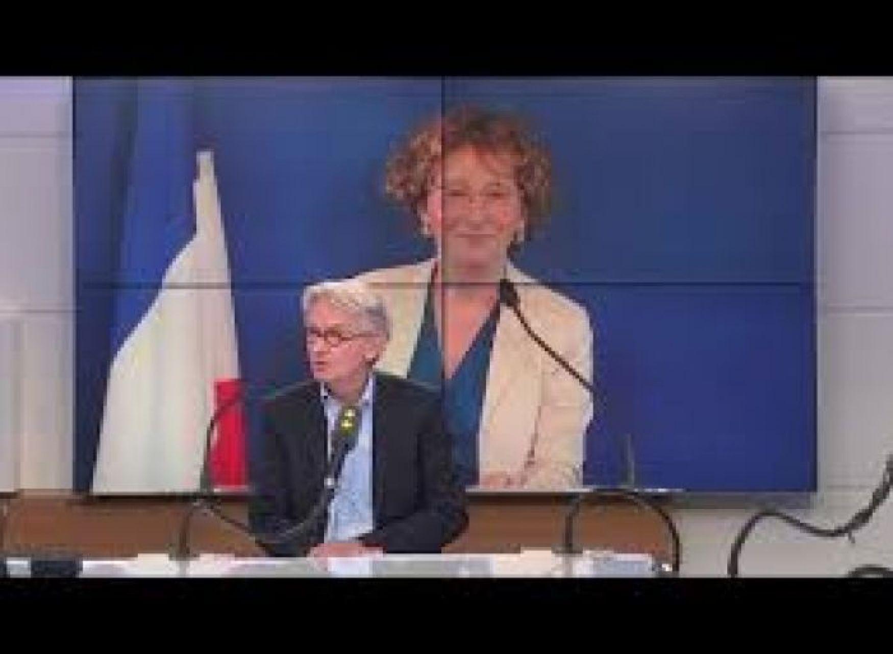 """""""La France n'est pas un pays réformable"""" : JC Mailly ne comprend pas qu'Emmanuel Macron puisse dire ça."""